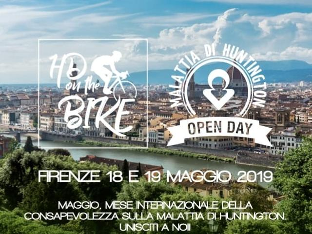 HD on the Bike - Firenze 18 e 19 maggio 2019